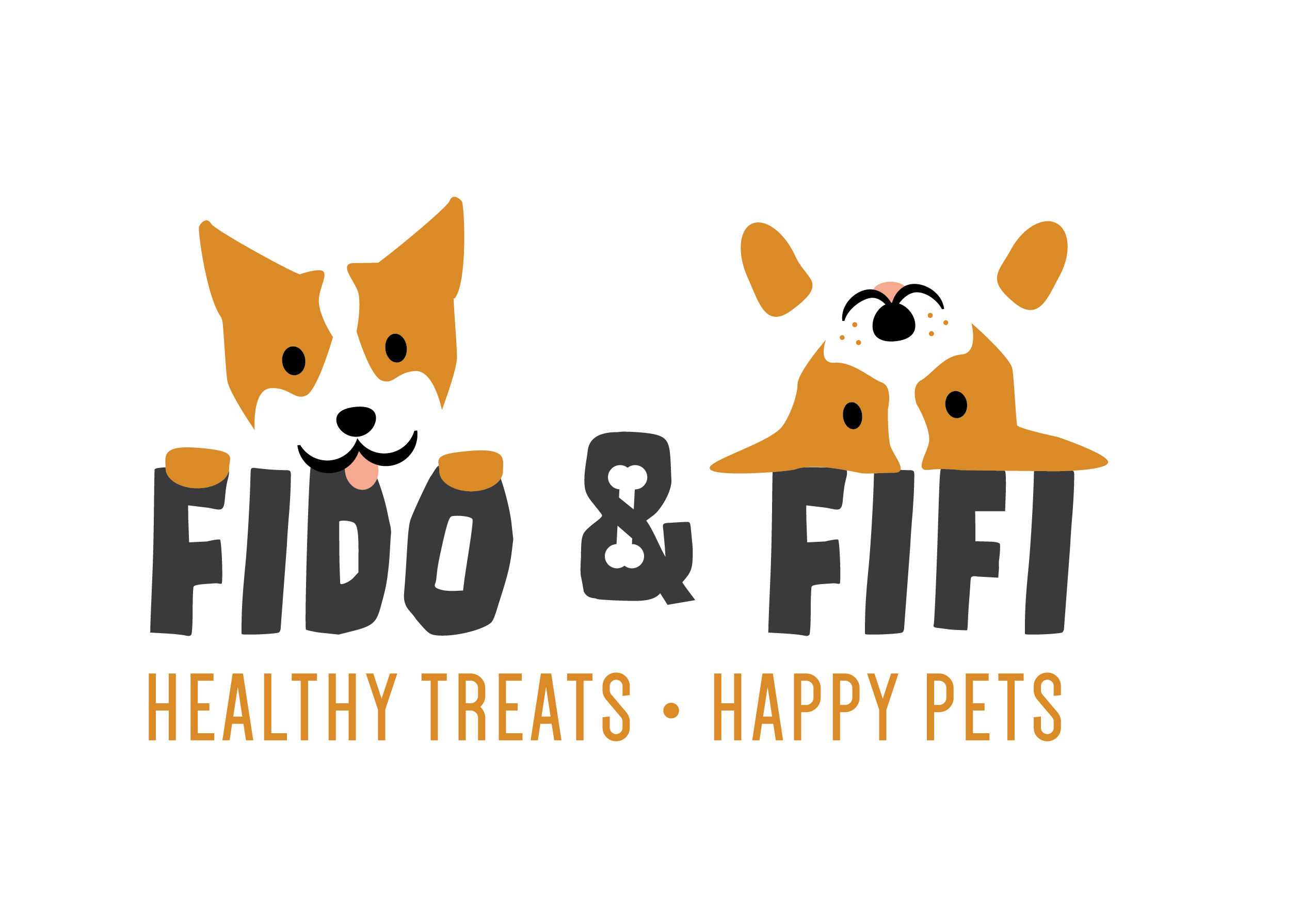 Fido and Fifi Healthy Treats • Happy Pets